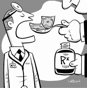 Há interesses na gestão da Medicina associados com os da Indústria Farmacêutica e não com a preservação da saúde