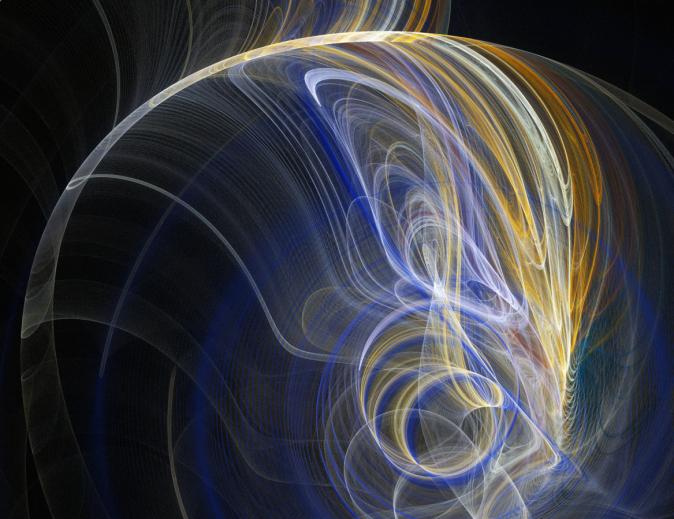 A dinâmica de crescimento da estrutura do universo, em larga escala, se assemelha à de outras redes complexas