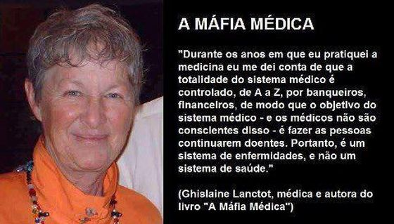 máfia médica