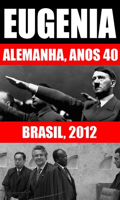 aEUGENIA NAZISTA BRASILERA