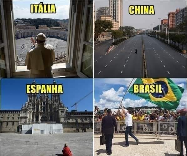 Brasil e Coronavírus